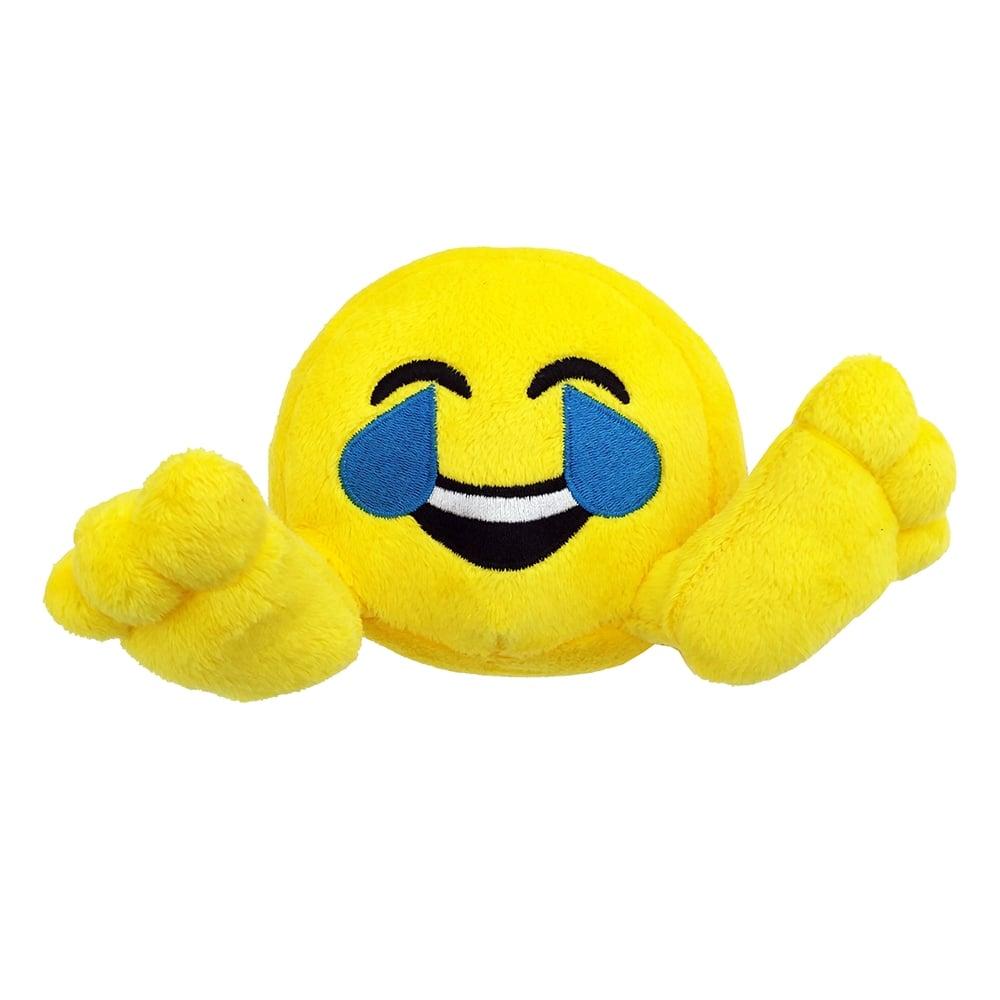 Jucarie de plus Emoji Plushiez - Buster