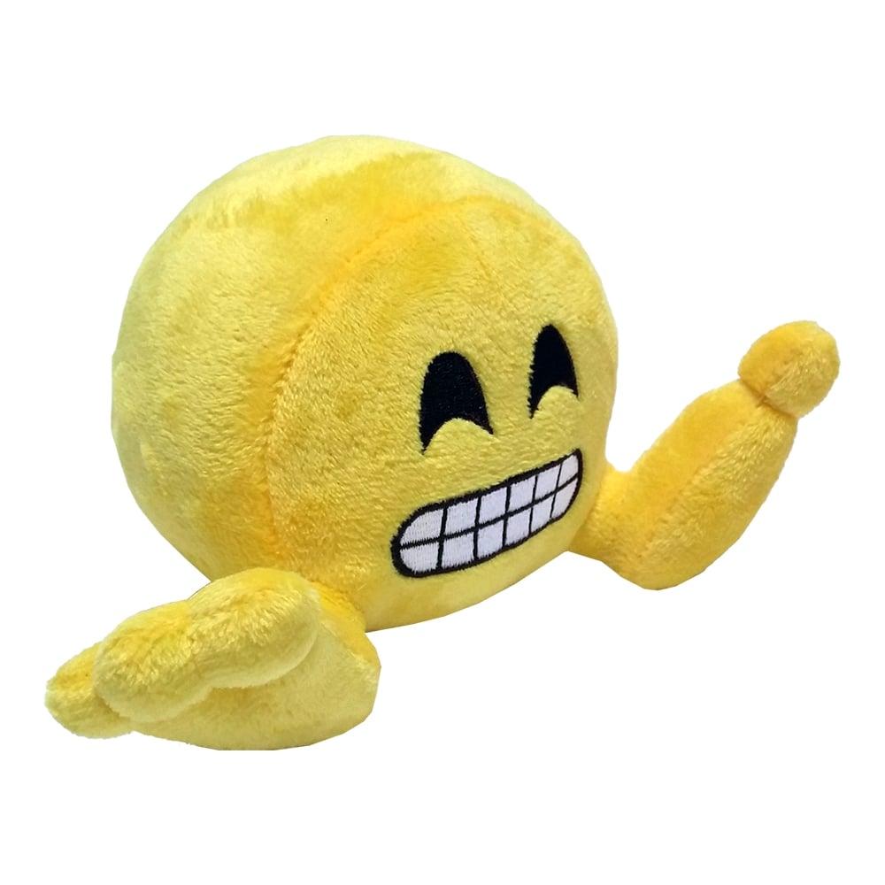 Jucarie de plus Emoji Plushiez - Harley, 35 cm