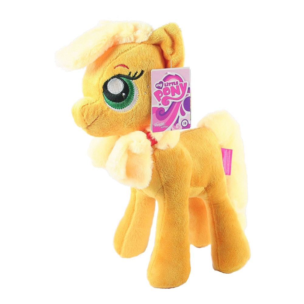 Jucarie de plus My Little Pony - Applejack, 25 cm