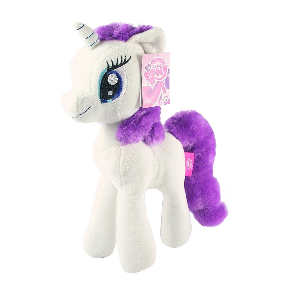 jucarie de plus my little pony - rarity, 25 cm