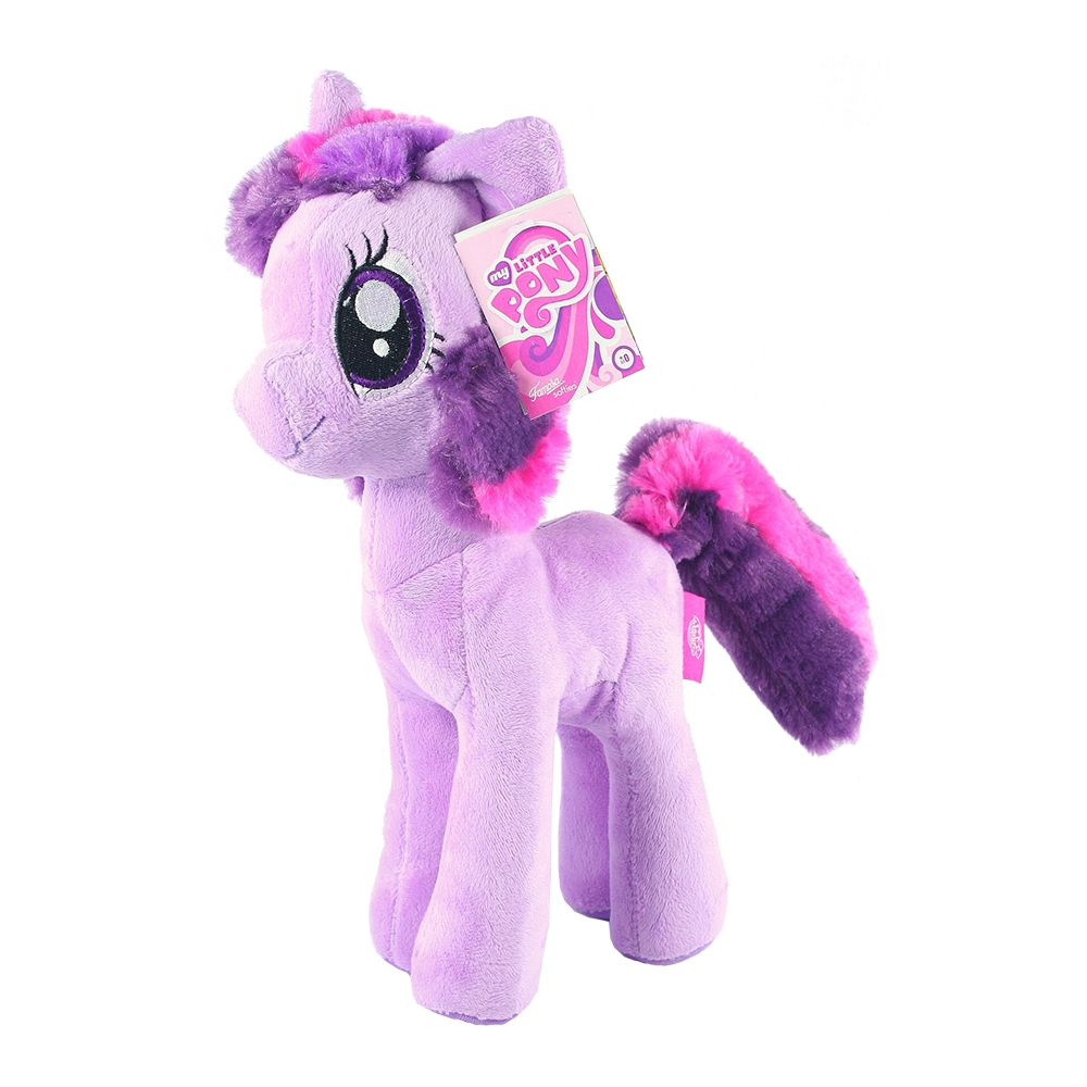 Jucarie de plus My Little Pony - Twilight Sparkle, 25 cm