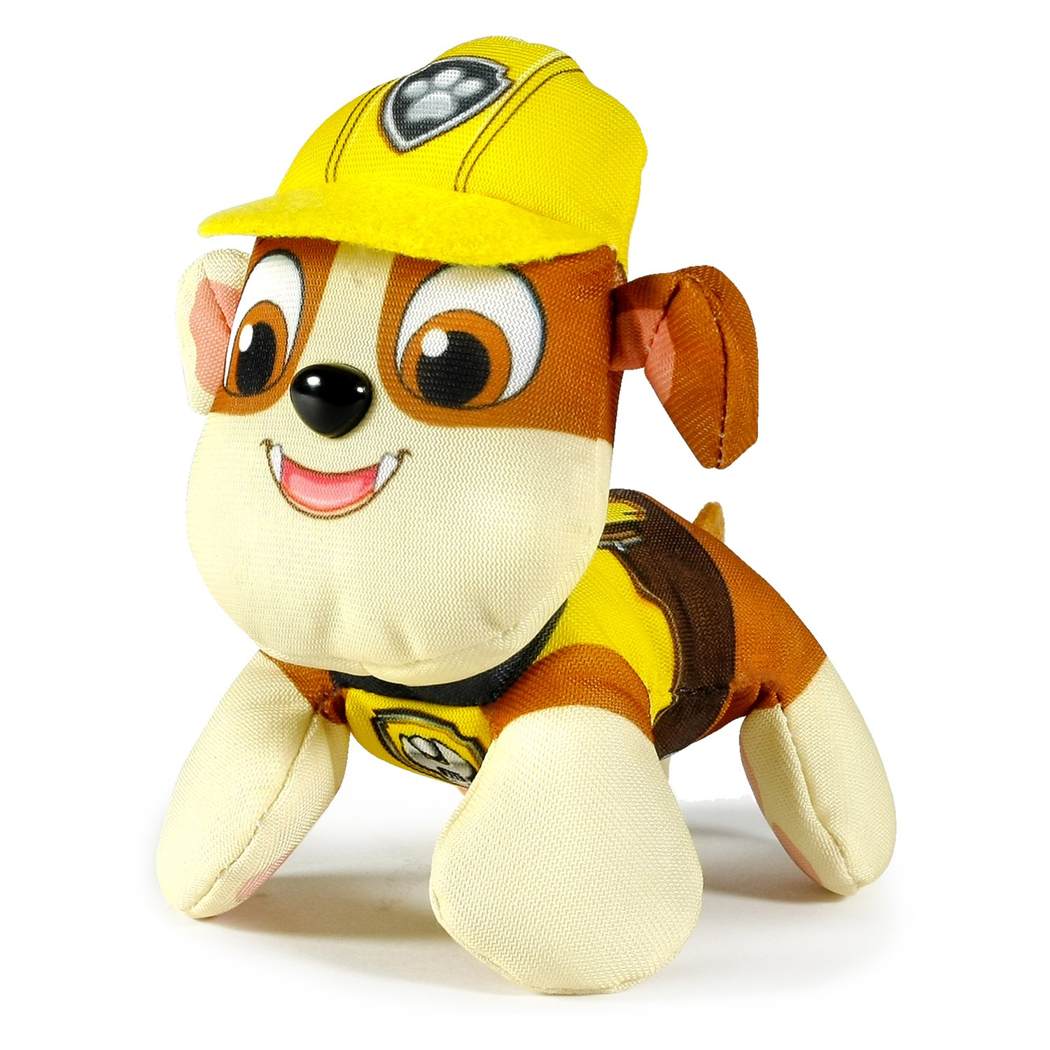 Jucarie De Plus Paw Patrol - Rubble, 10 Cm