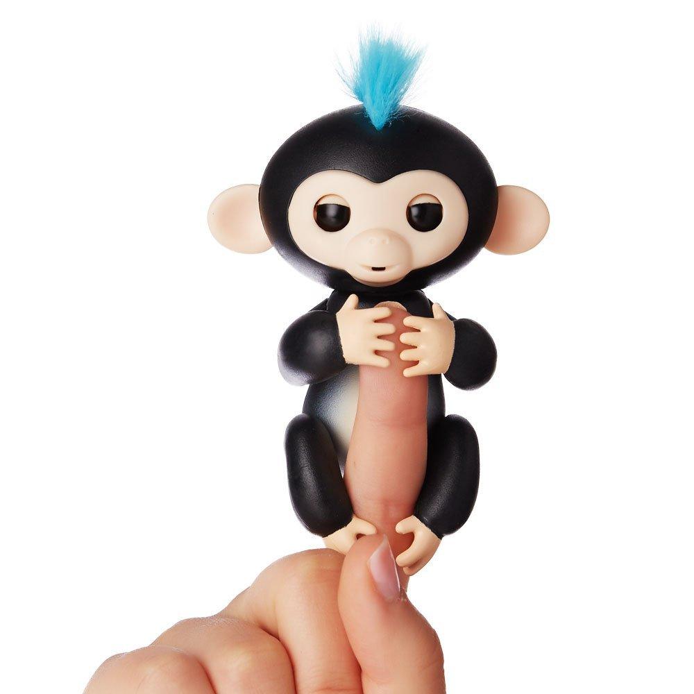 figurina jucarie interactiva fingerlings - finn