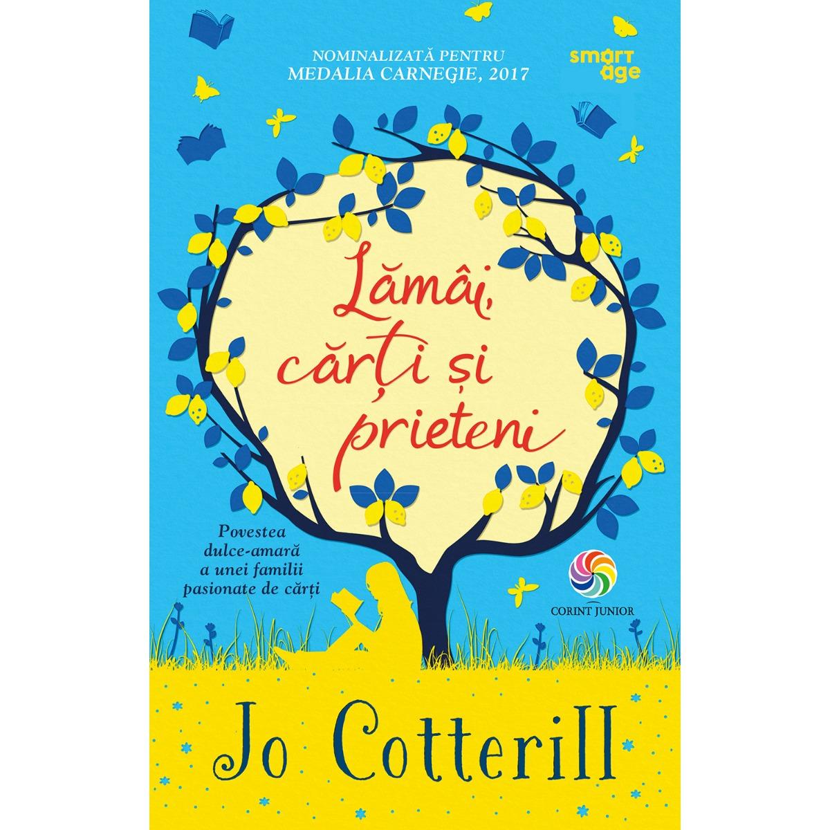 Carte Editura Corint, Lamai, carti si prieteni, Jo Cotterill