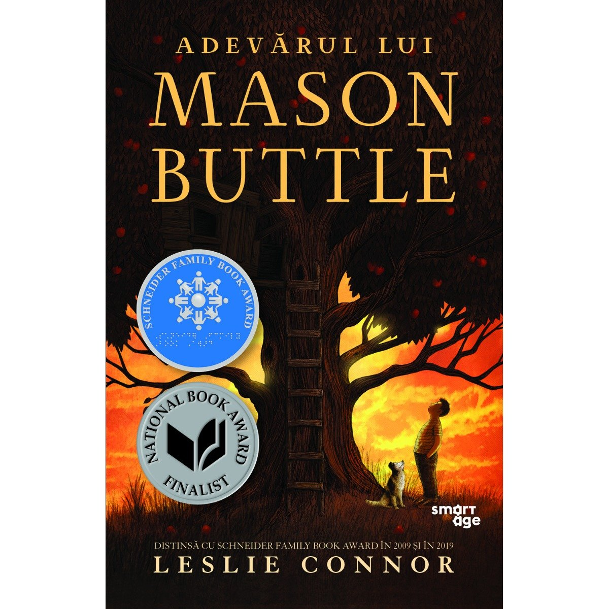 Carte Editura Corint, Adevarul lui Mason Buttle, Leslie Connor