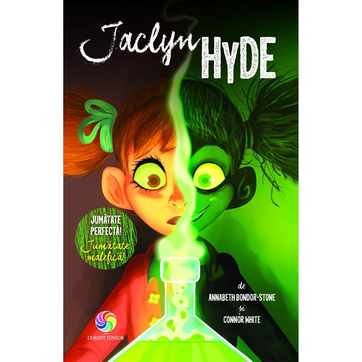 Carte Editura Corint, Jaclyn Hyde , Annabeth Bondor-Stone, Connor White