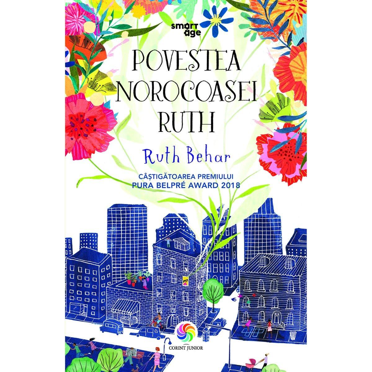 Carte Editura Corint, Povestea norocoasei Ruth, Ruth Behar