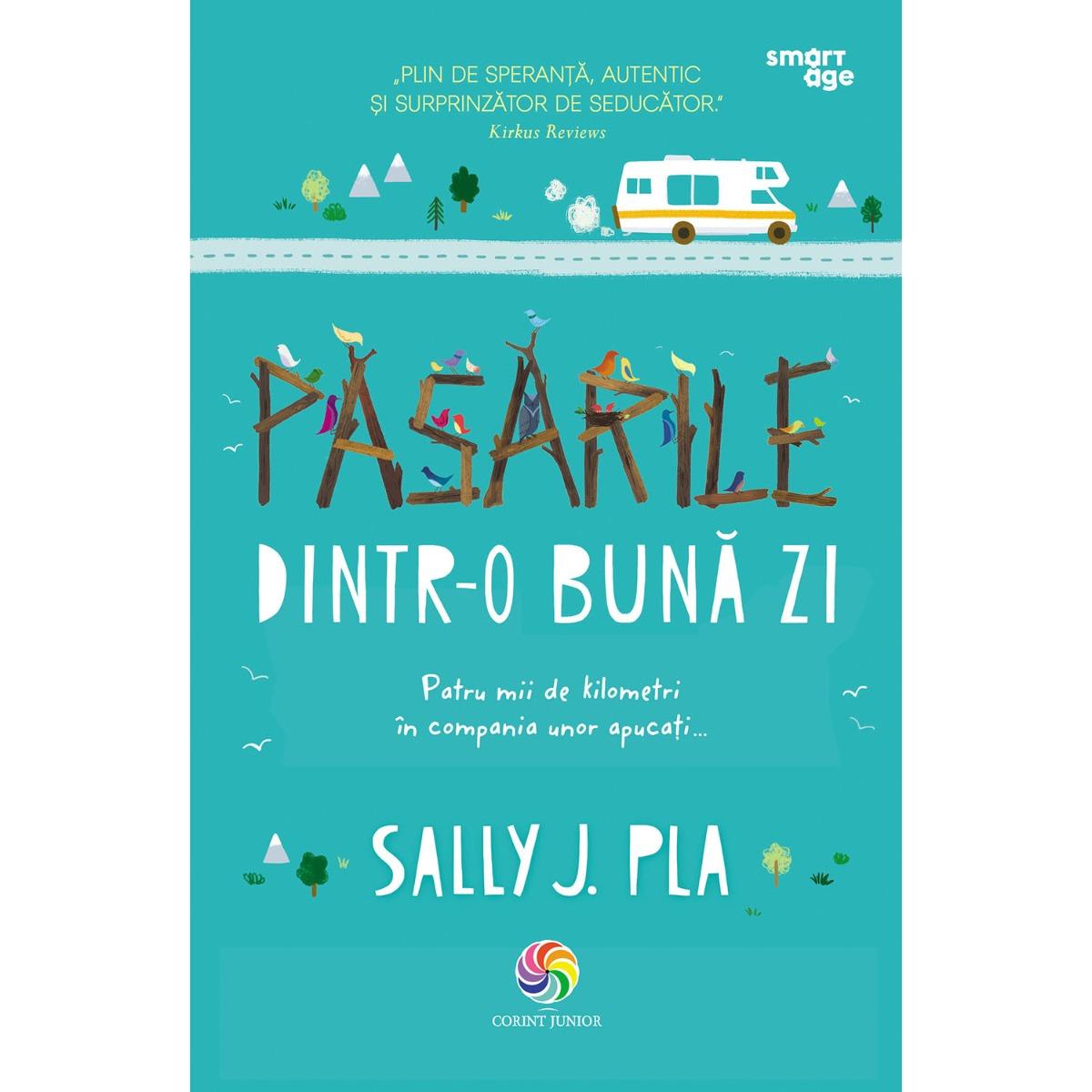 Carte Editura Corint, Pasarile dintr-o buna zi, Sally J. Pla