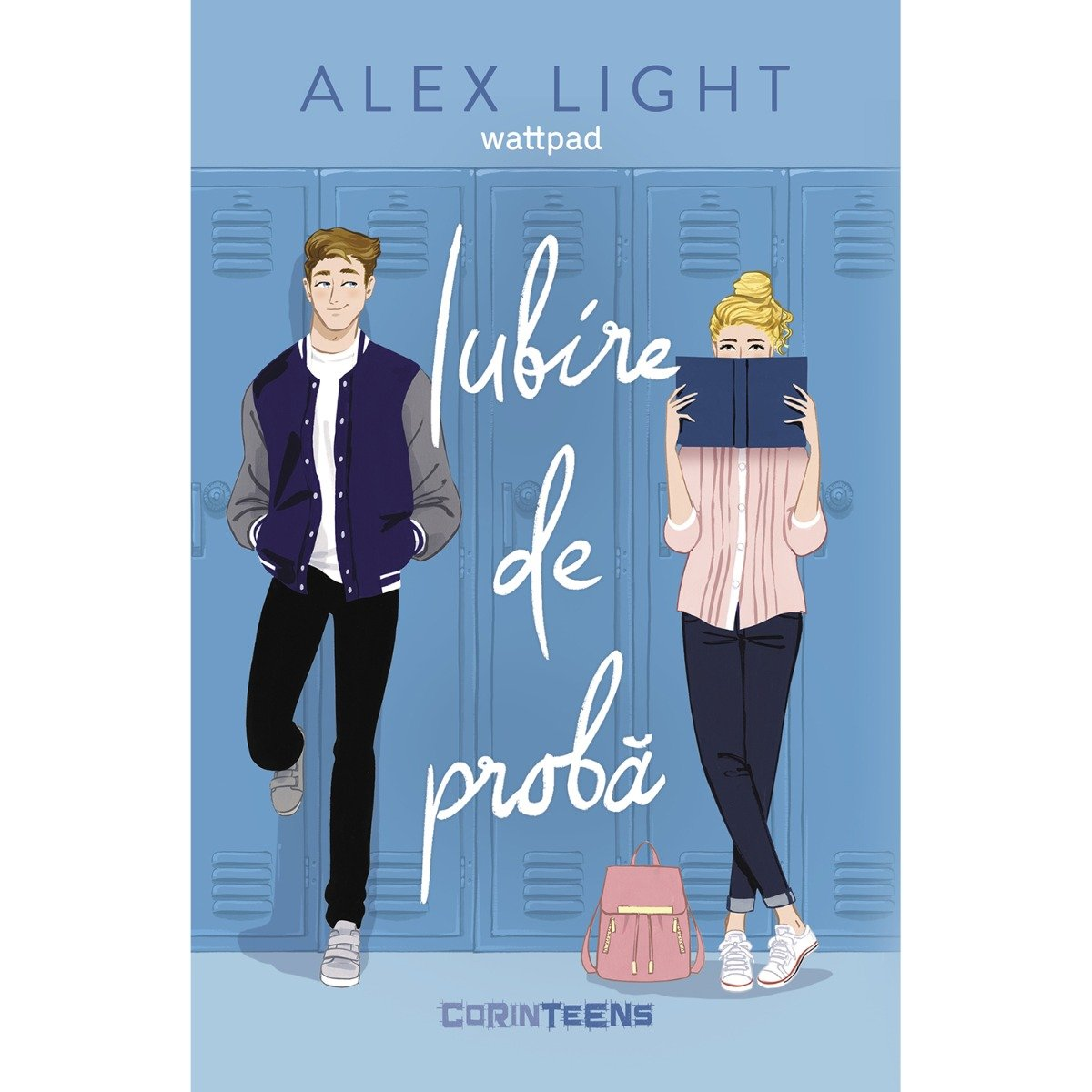 Carte Editura Corint, Iubire de proba, Alex Light