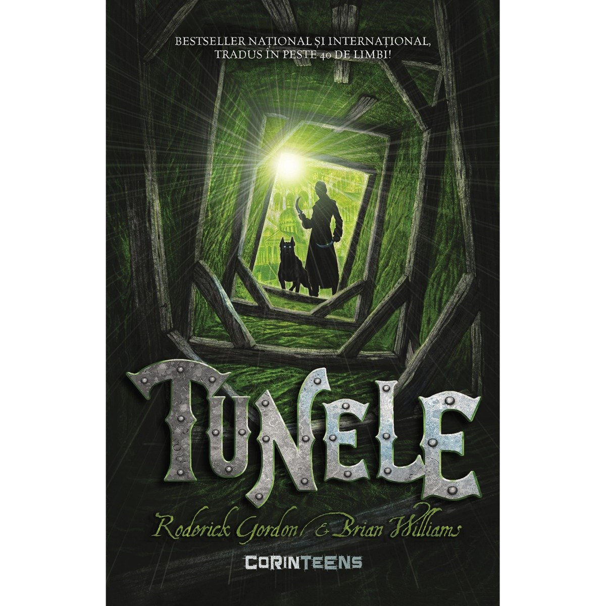 Tunele, Roderick Gordon, Brian Williams, Vol. I