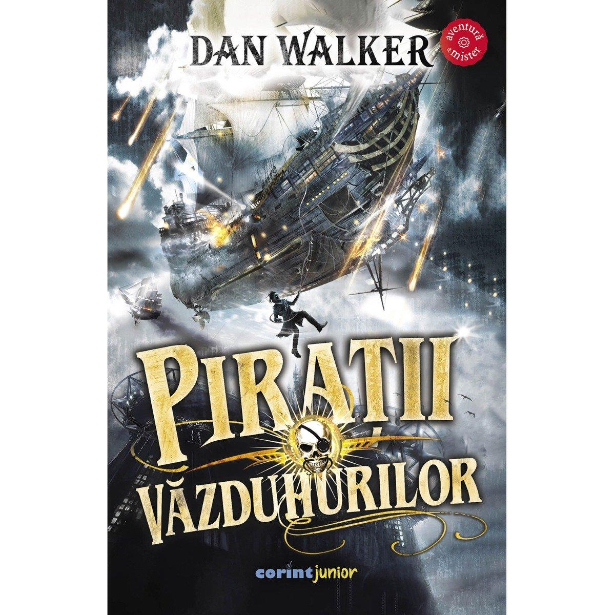 Piratii vazduhurilor, Dan Walker