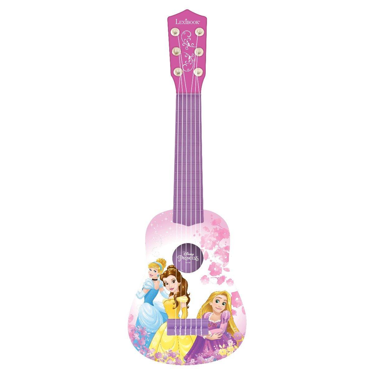 Prima mea chitara Disney Princess, 53 cm