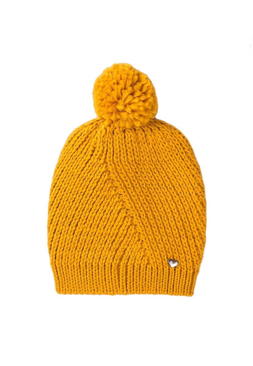 Caciula tricotata Minoti, KG HAT, Heart