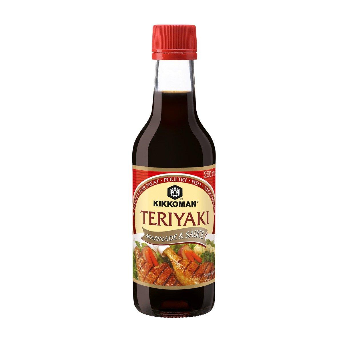 Sos soia Teriyaki Marinade Kikkoman, 250 ml imagine