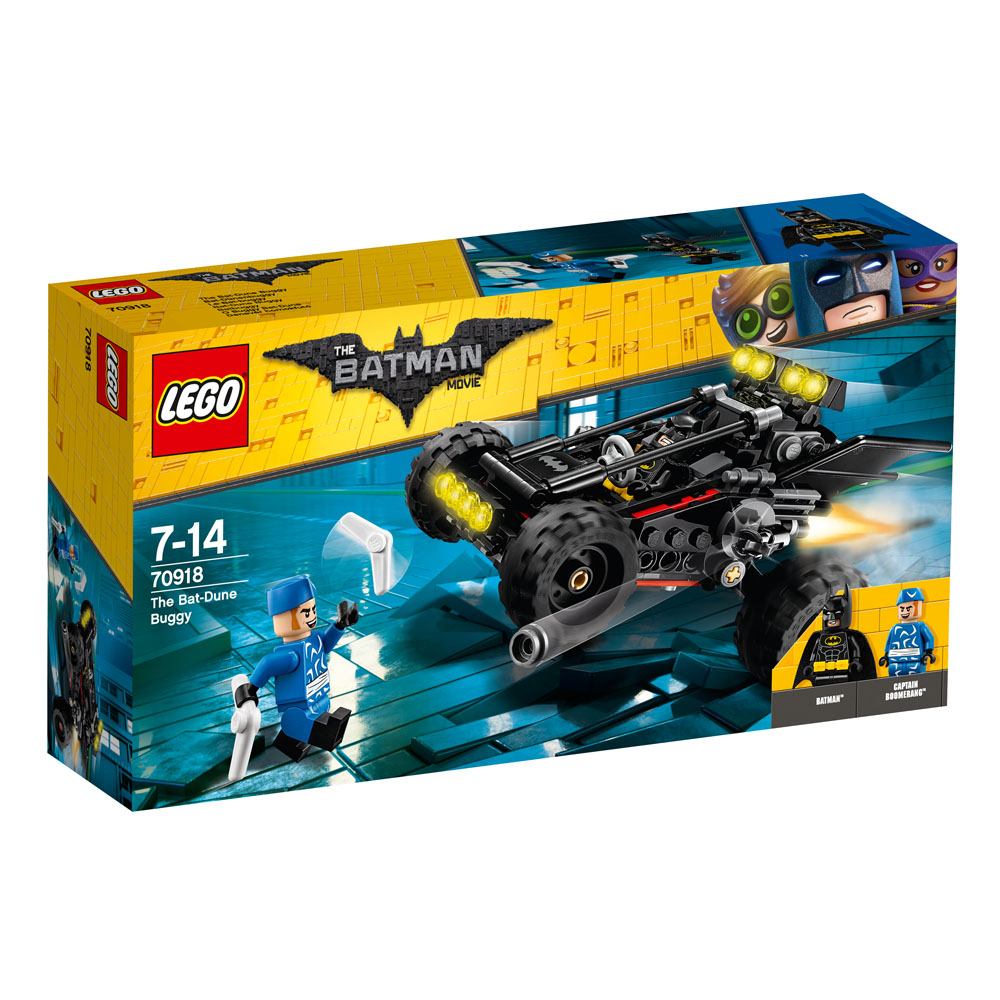 lego® batman bat - buggy (70918)