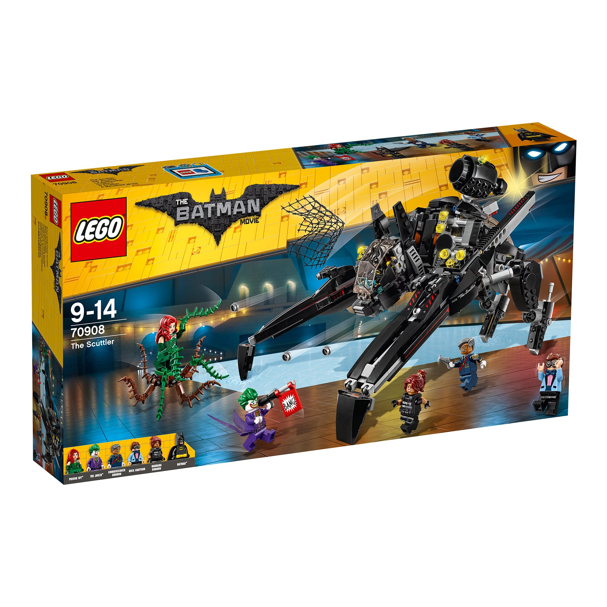 lego® batman movie 70908 - tarsaitorul