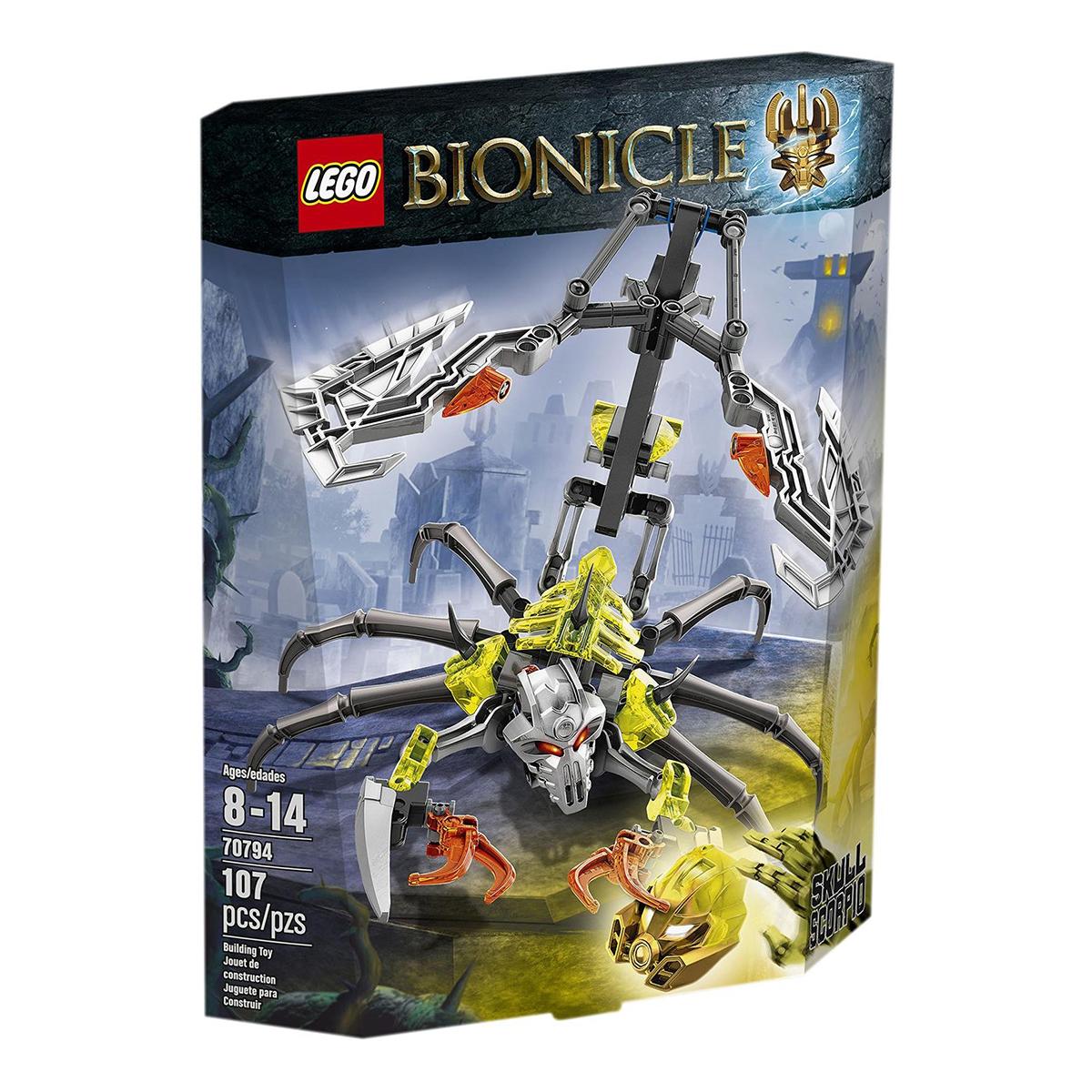 lego® bionicle - skull scorpio (70794)