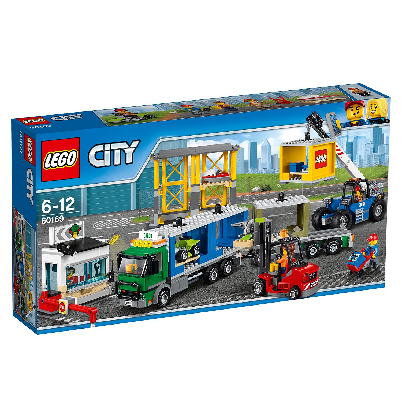 lego® city town - terminal de marfa (60169)