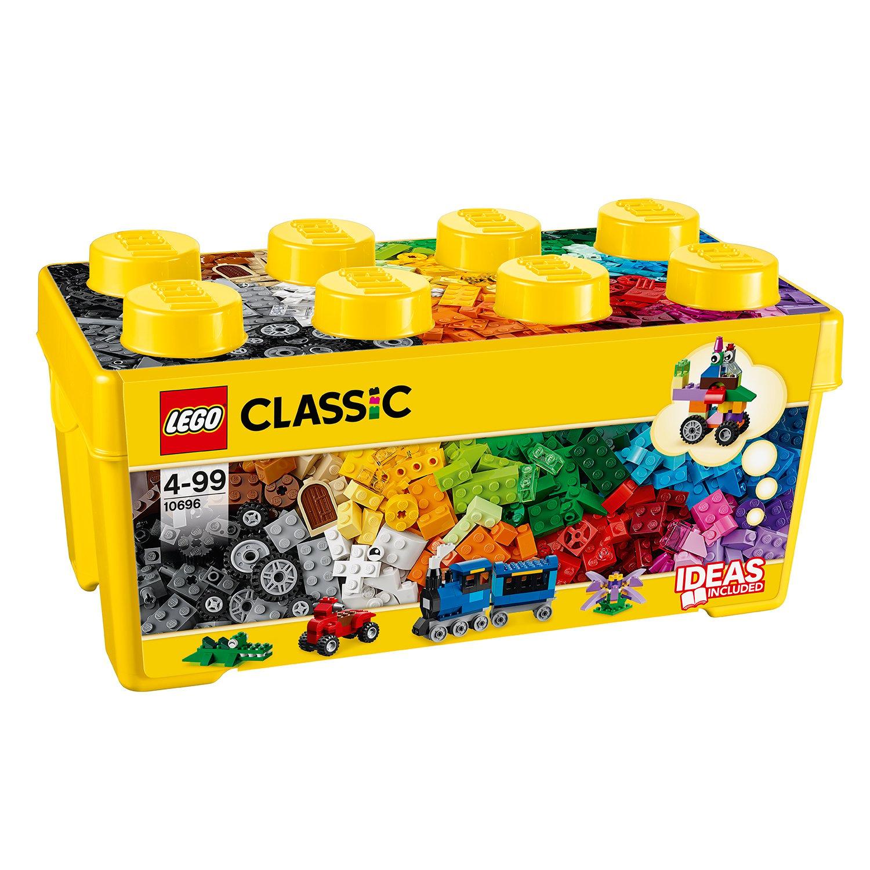 lego® classic - cutie medie de constructie creativa (10696)