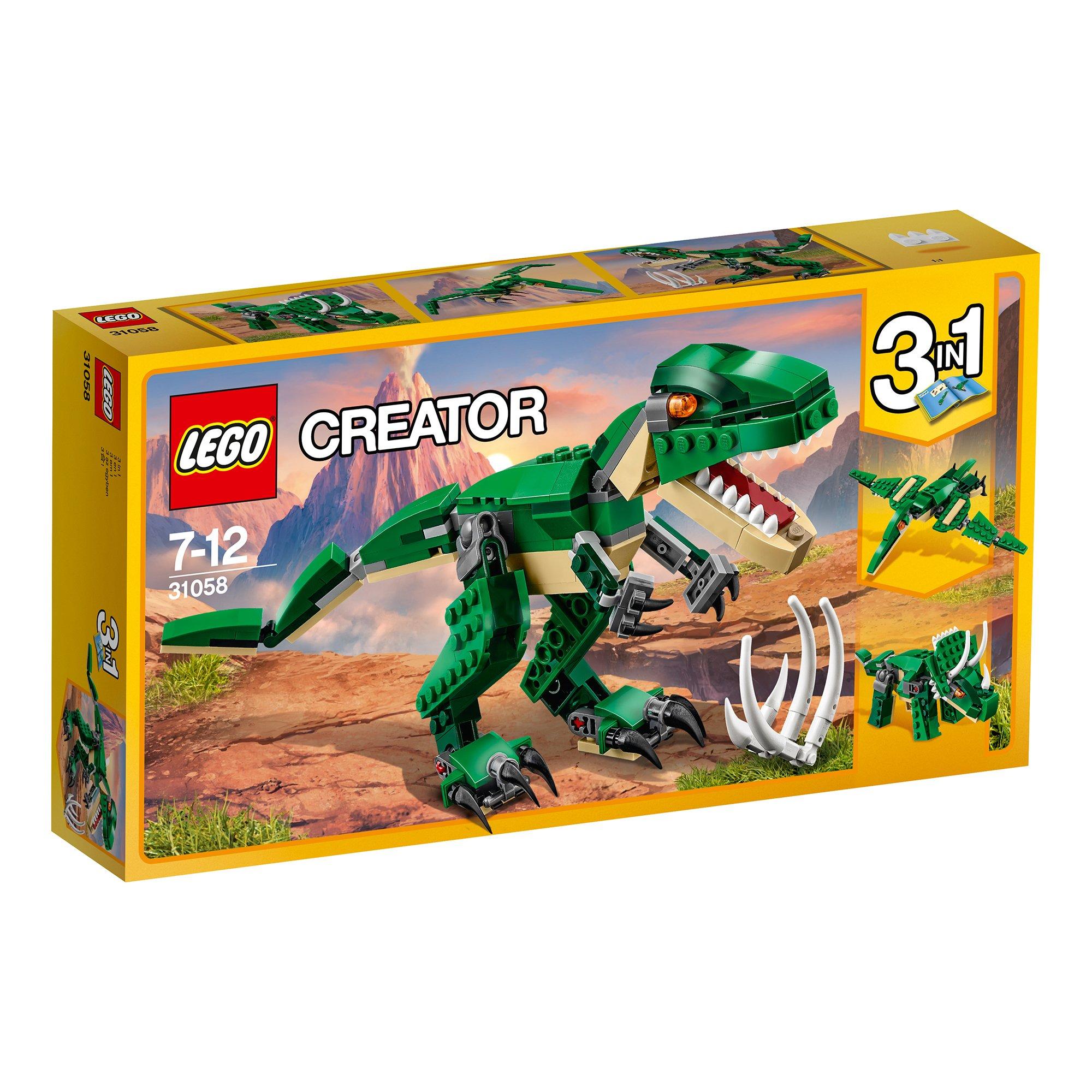 LEGO® Creator - Dinozauri puternici (31058)