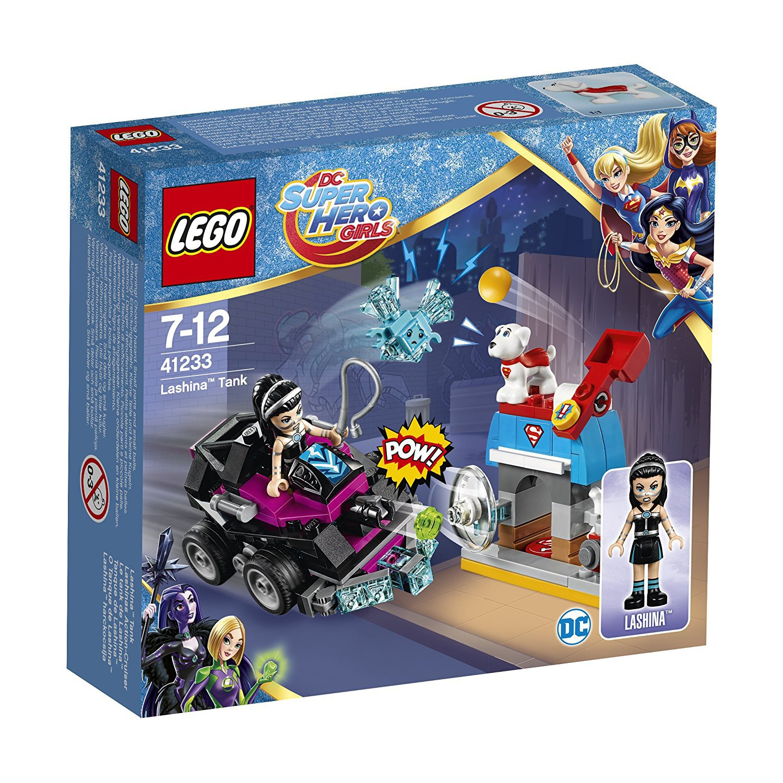 lego® dc super hero girls 41233 - tancul lashina