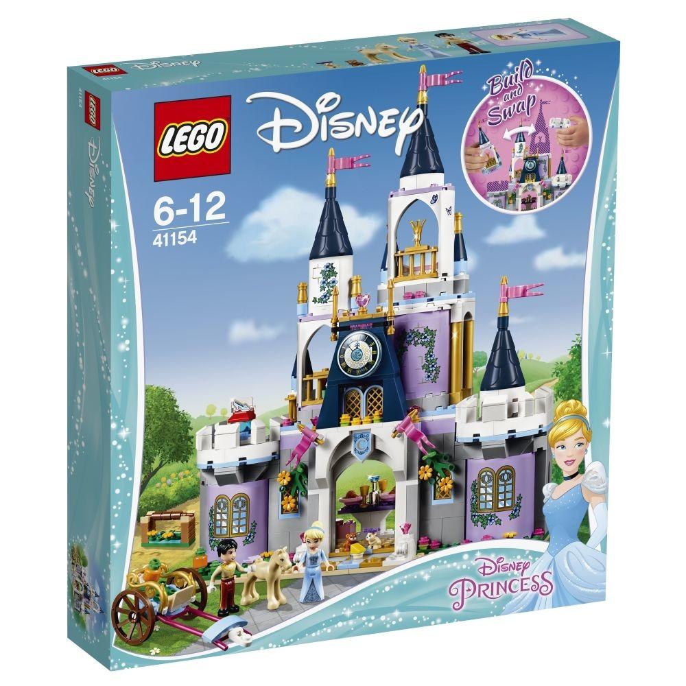 lego® disney princess castelul de vis al cenusaresei (41154)