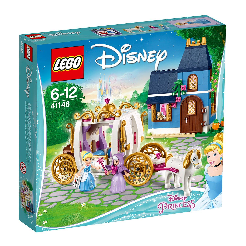 lego® disney princess - seara fermecata a cenusaresei (41146)