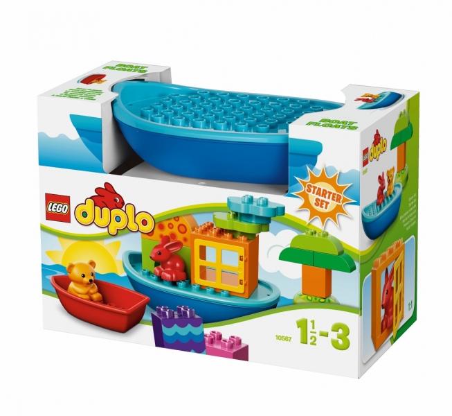 lego® duplo® - distractie in apa pentru copilasi (10567)