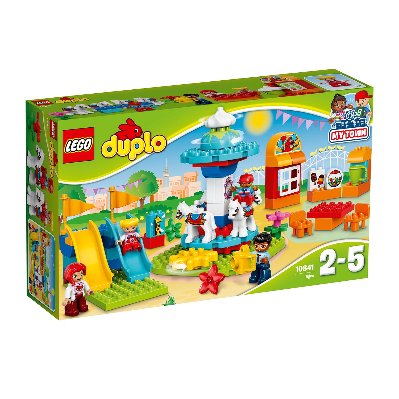 lego® duplo® - parc de distractii (10841)