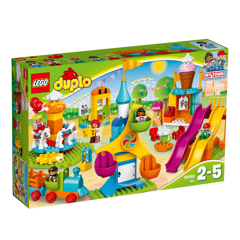 lego® duplo® - parc mare de distractii (10840)
