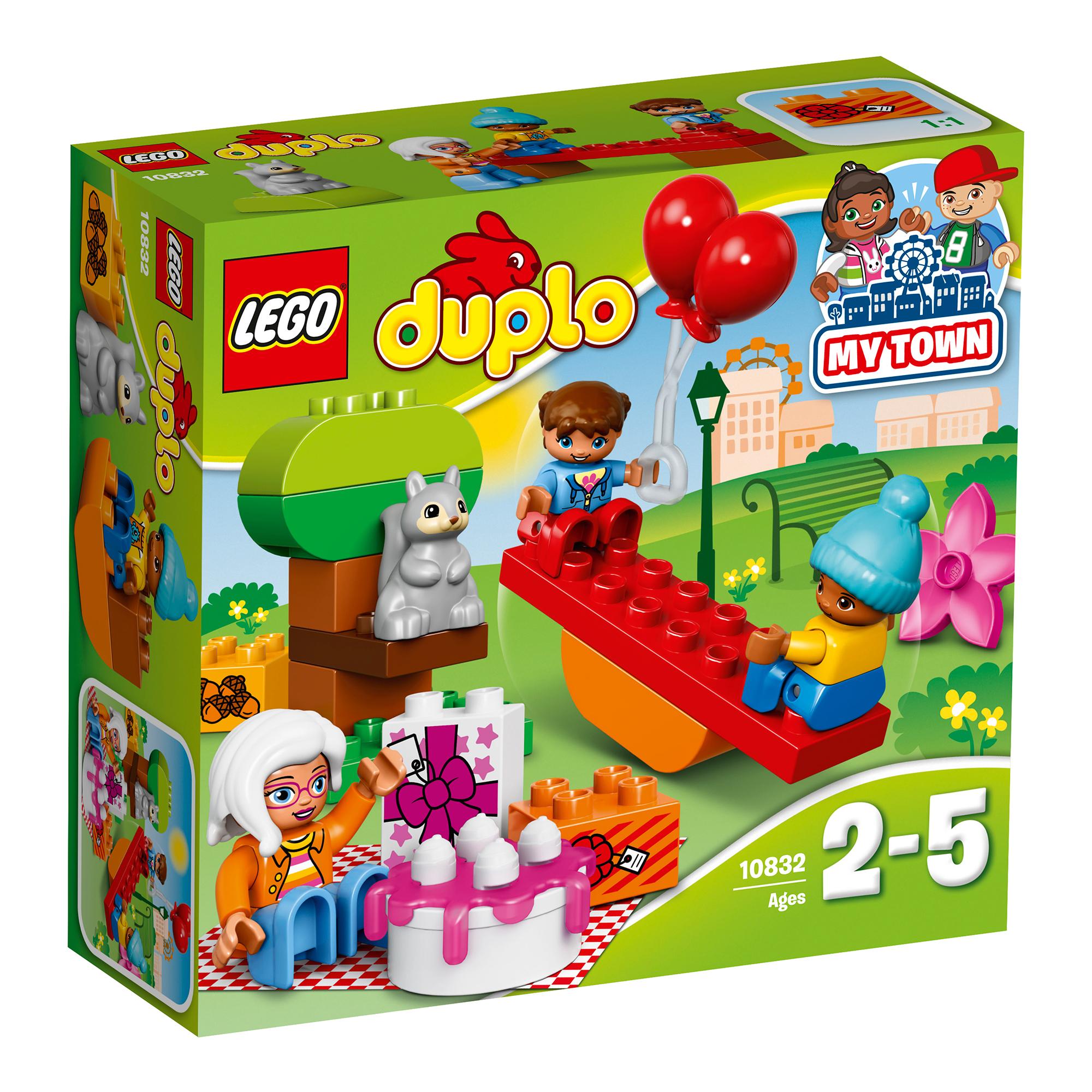 lego® duplo® - picnicul aniversar (10832)