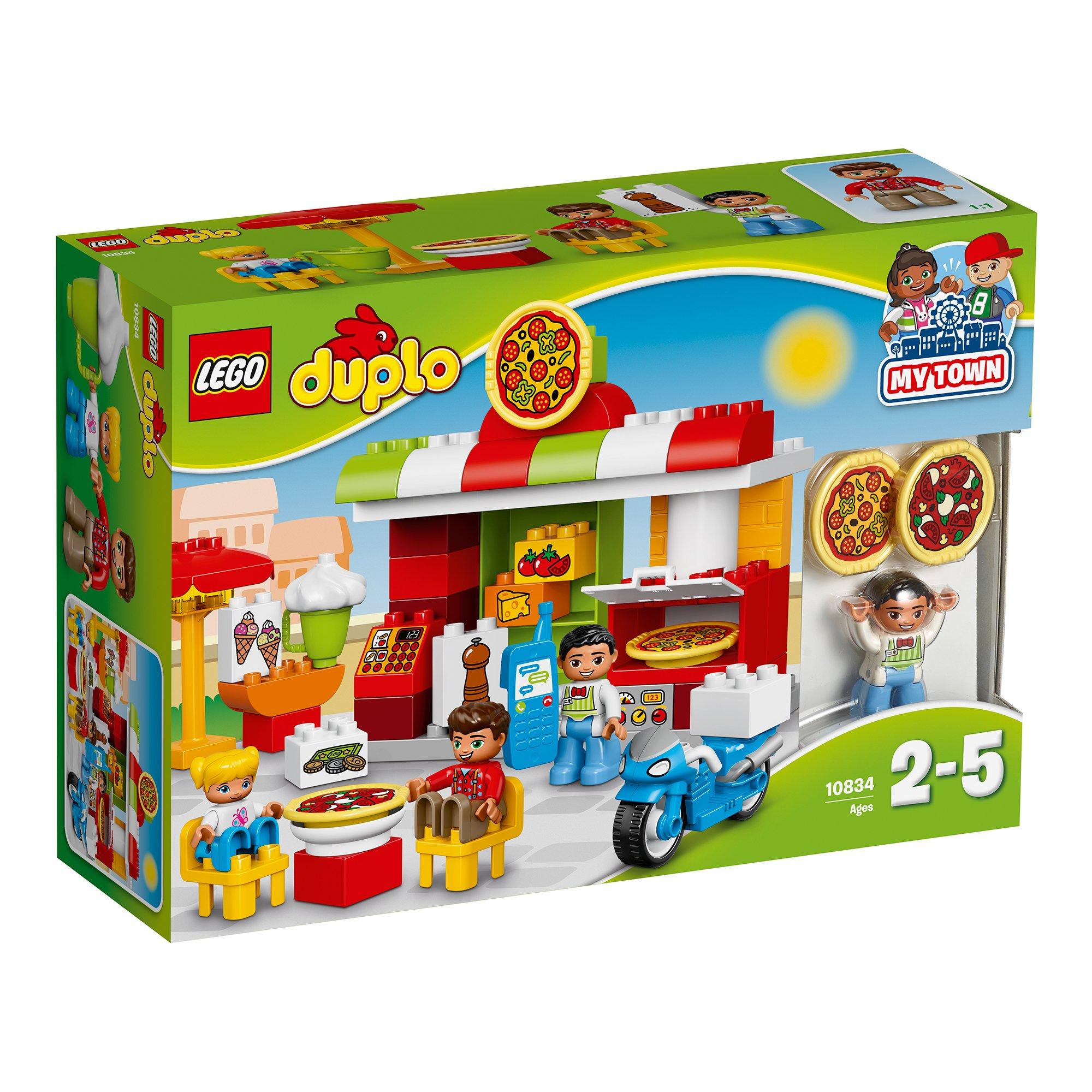 lego® duplo® - pizzerie (10834)