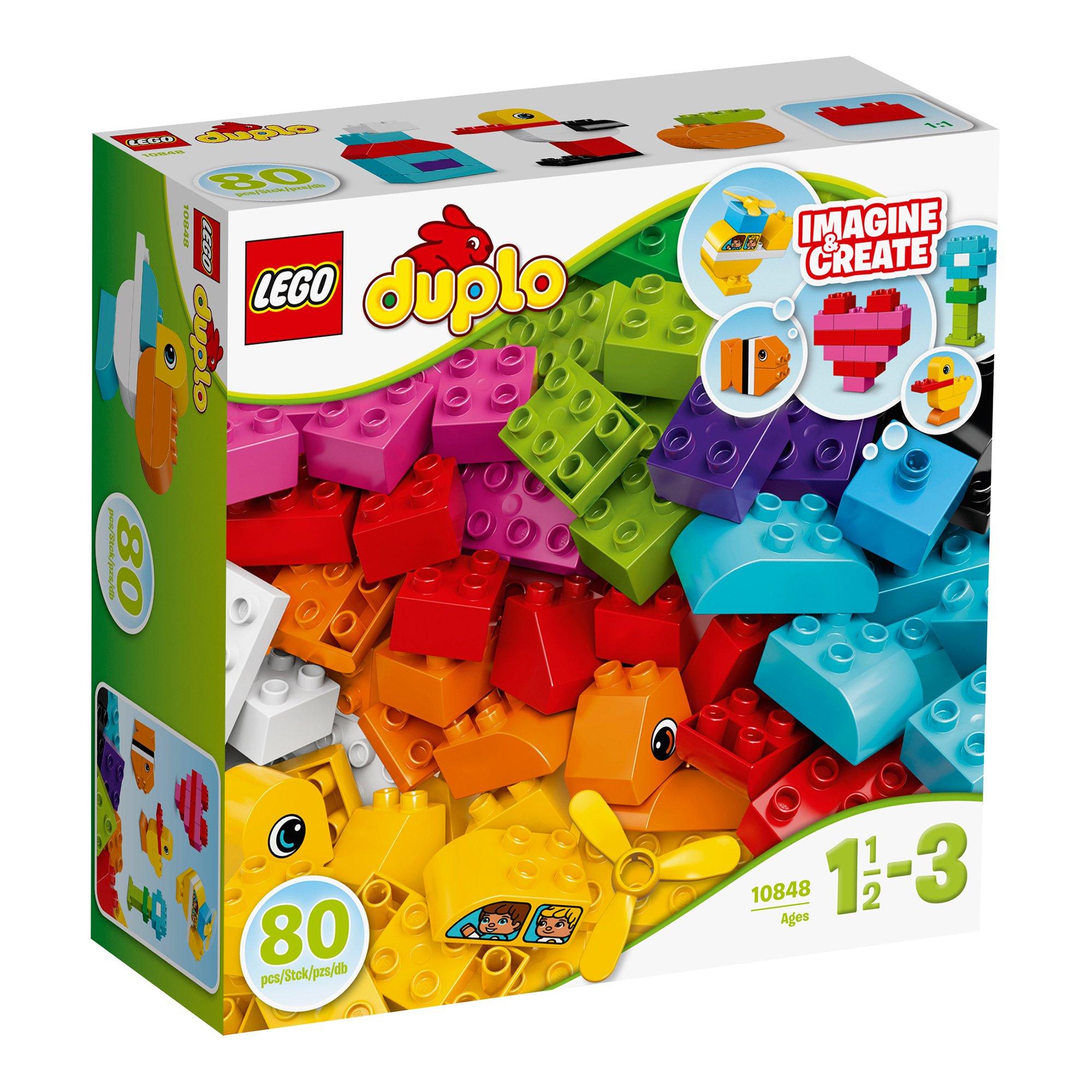 lego® duplo® - primele mele caramizi (10848)