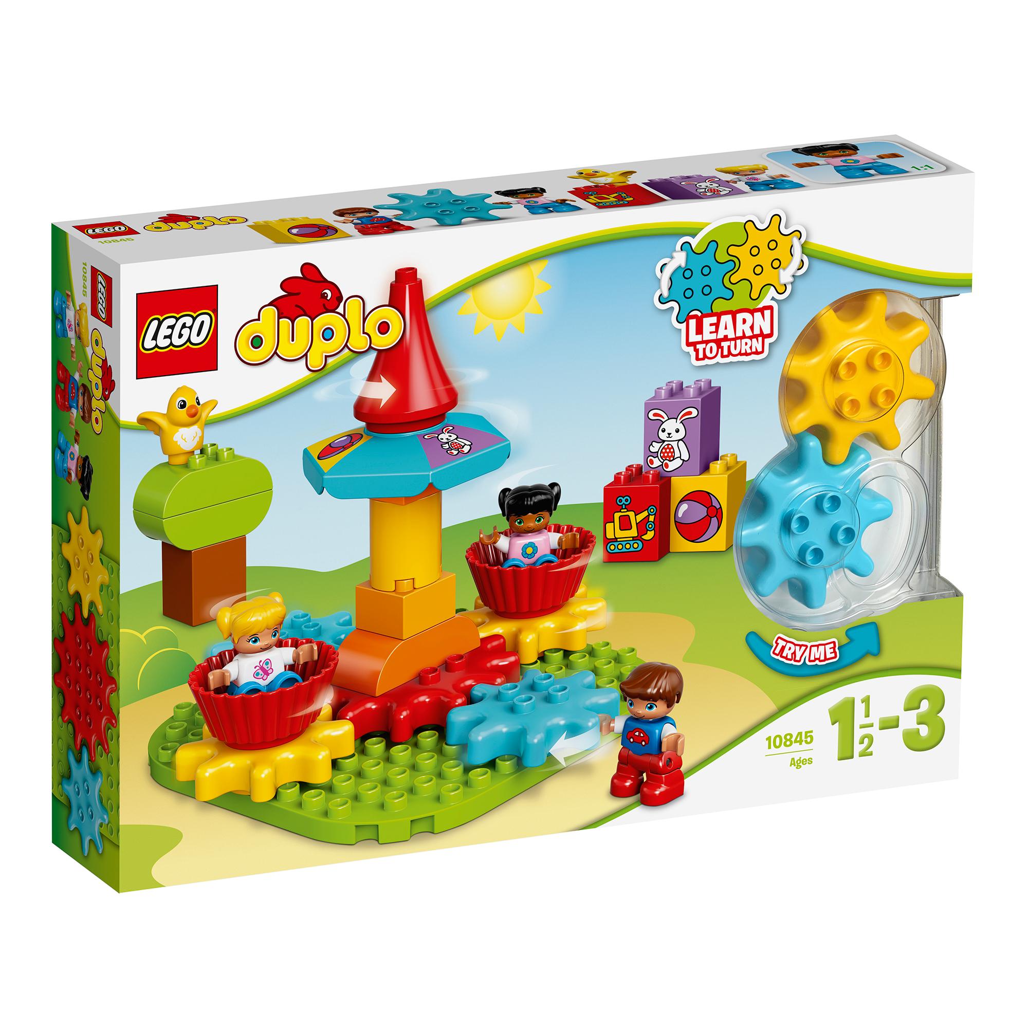 lego® duplo® - primul meu carusel (10845)