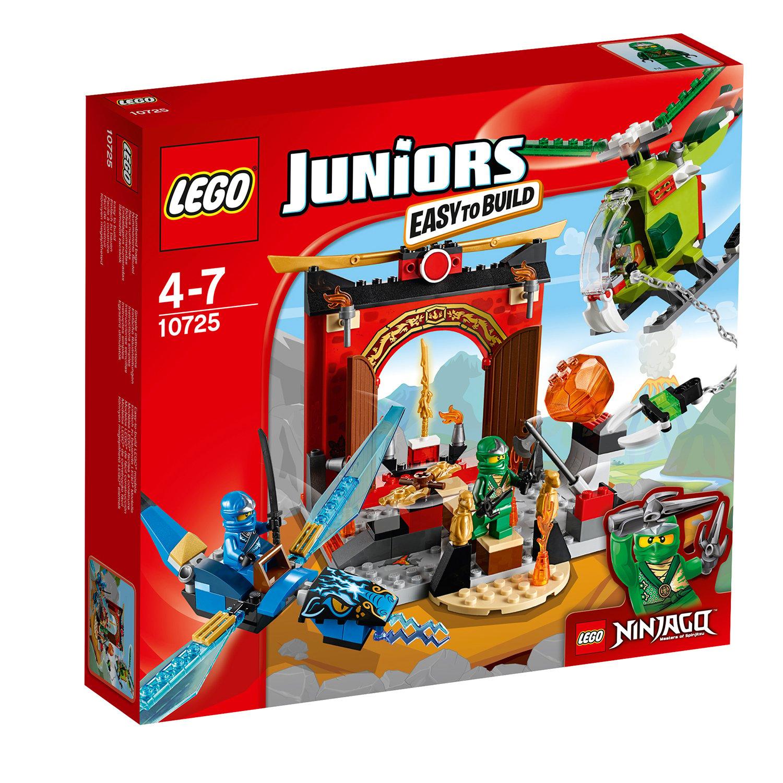 lego® juniors - templul pierdut (10725)