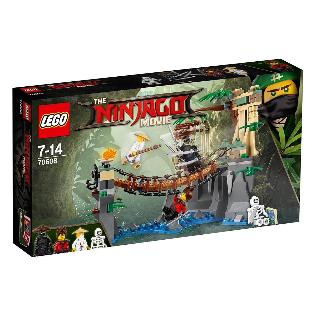 lego® ninjago - cascada principala (70608)