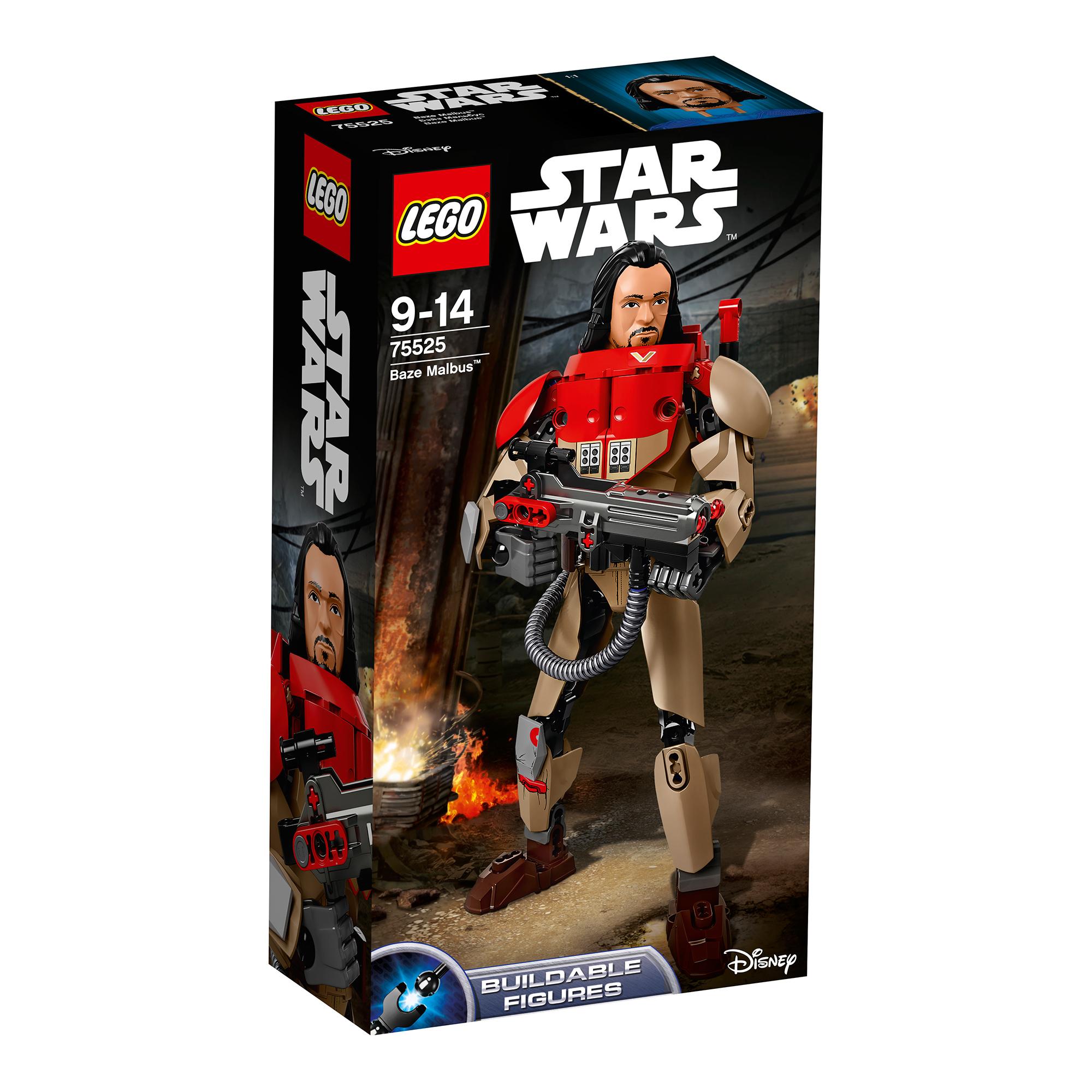 lego® star wars™ - baze malbus (75525)