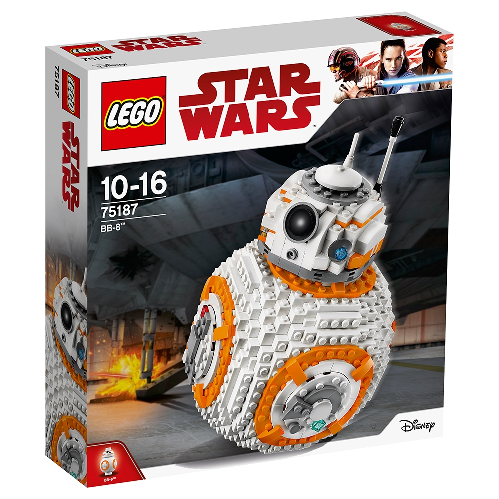lego® star wars™ - bb-8 (75187)