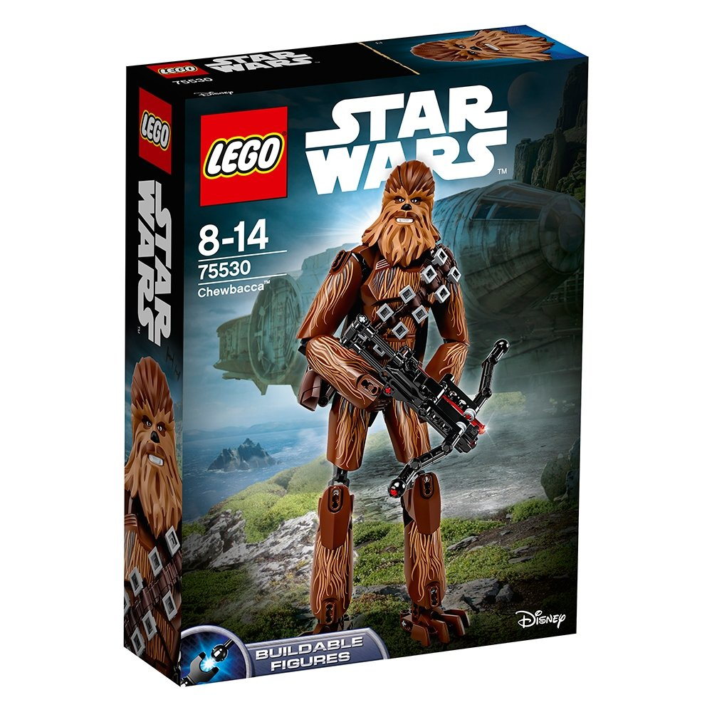 lego® star wars™ - chewbacca (75530)