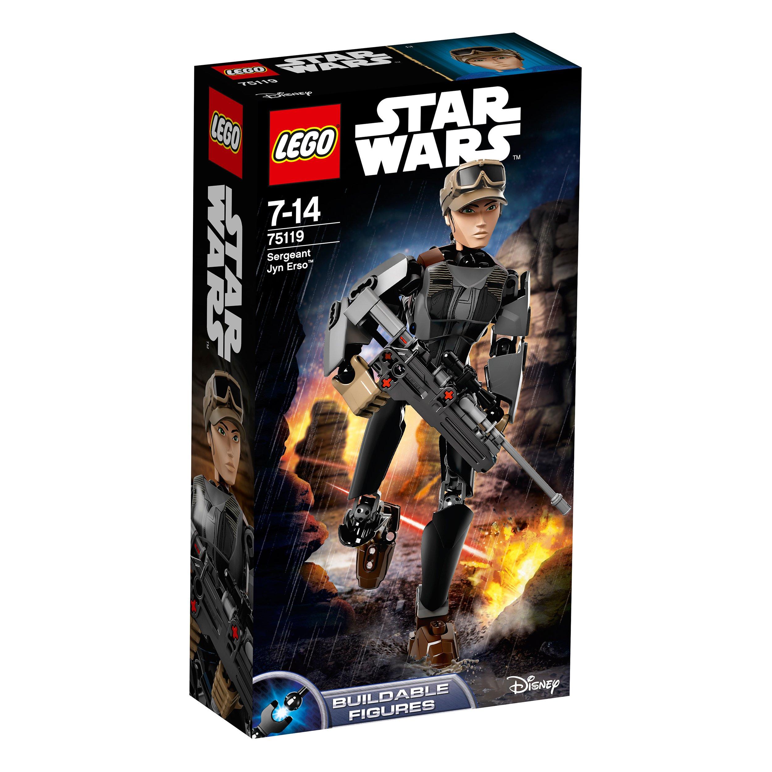 lego® star wars™ - soldatul jyn erso (75119)