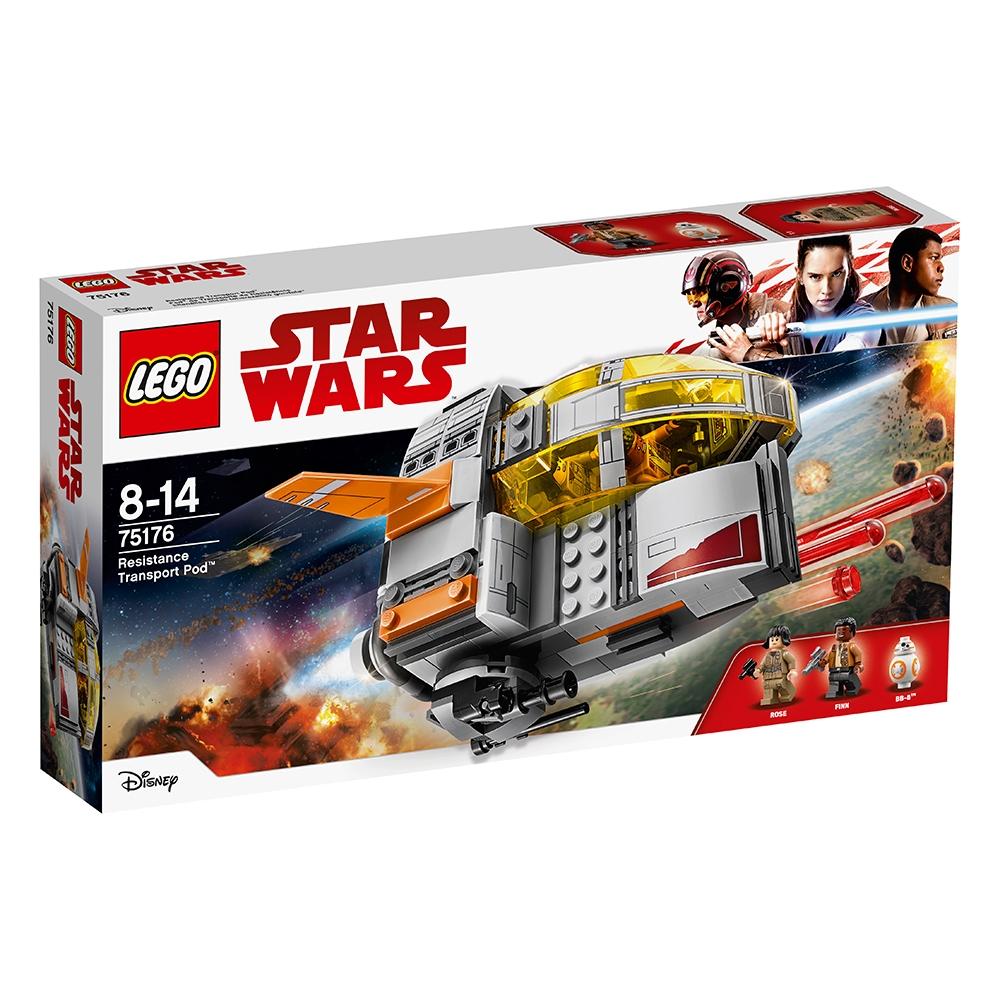 lego® star wars™ - transport pod al rezistentei (75176)
