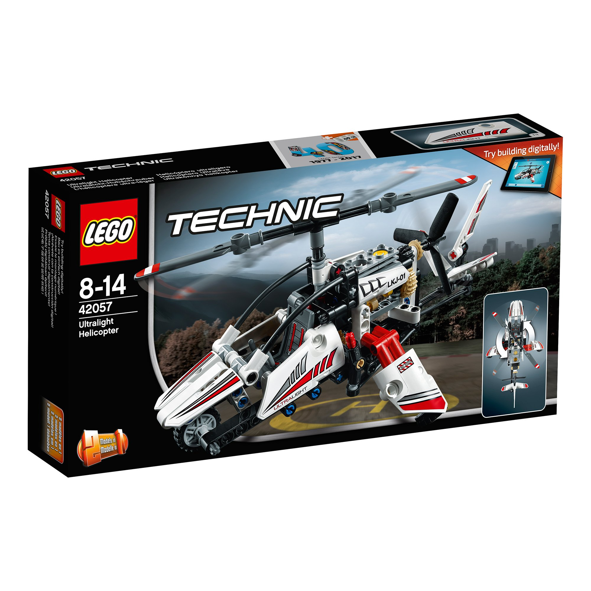 lego® technic™ - elicopter ultrausor (42057)