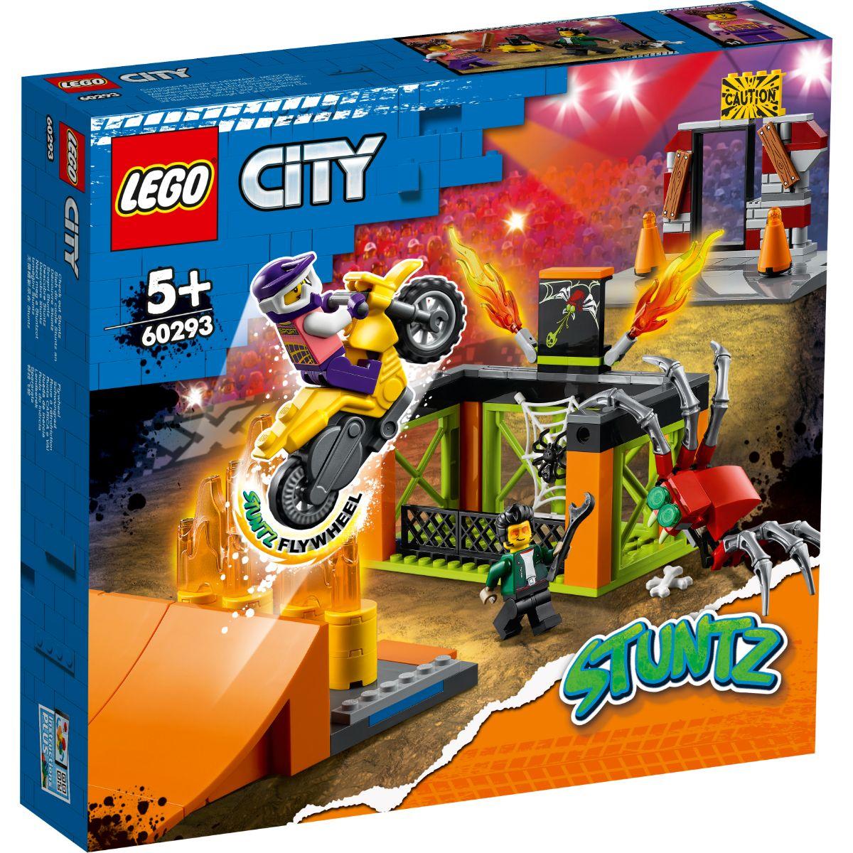 LEGO® City - Parc de cascadorii (60293)