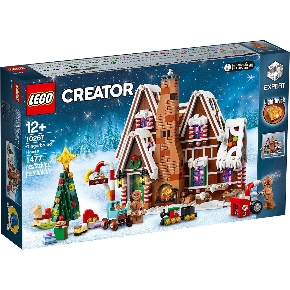 LEGO® Creator – Casa din turta dulce (10267)