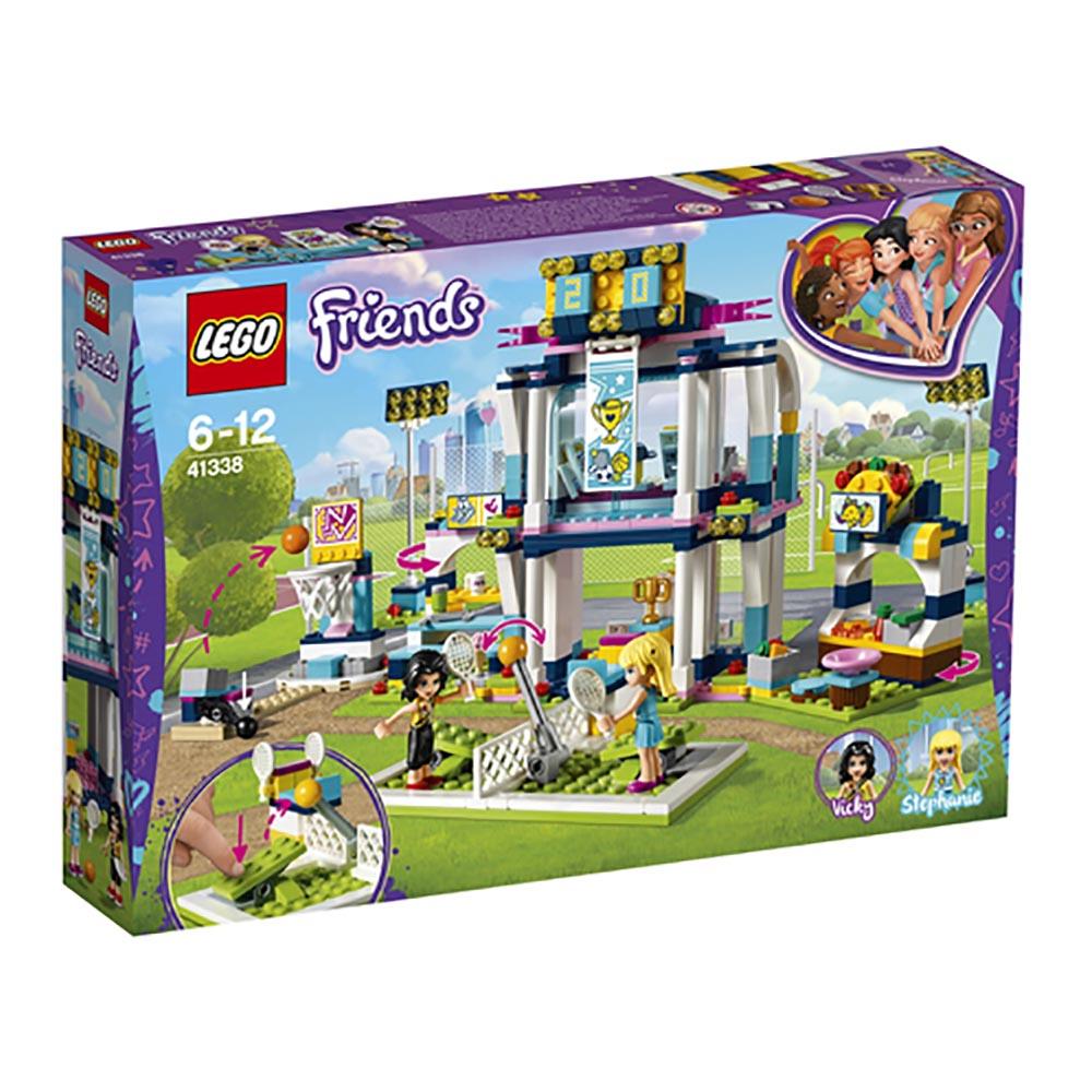lego® friends - stadionul lui stephanie (41338)