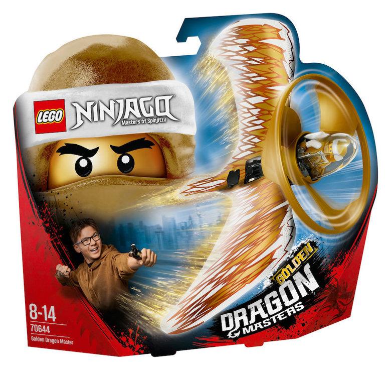 lego® ninjago - dragonjitzu auriu (70644)