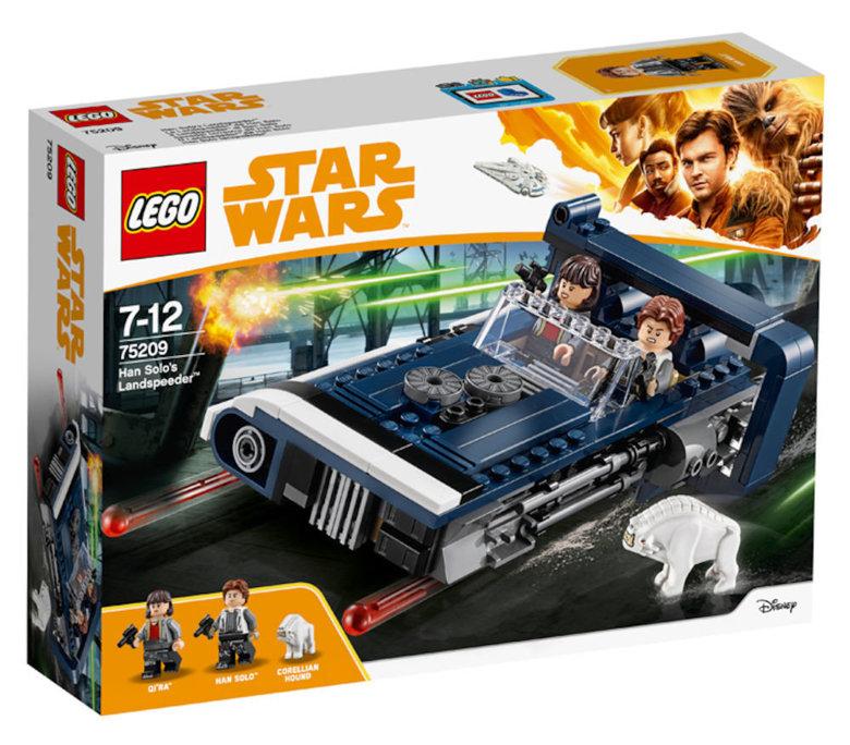 lego® star wars™ - han solo landspeeder (75209)