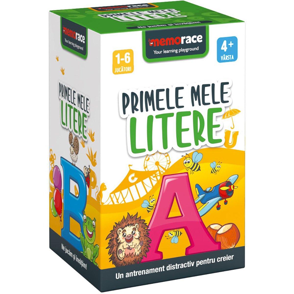 Joc Educativ Memorace, Primele Mele Litere