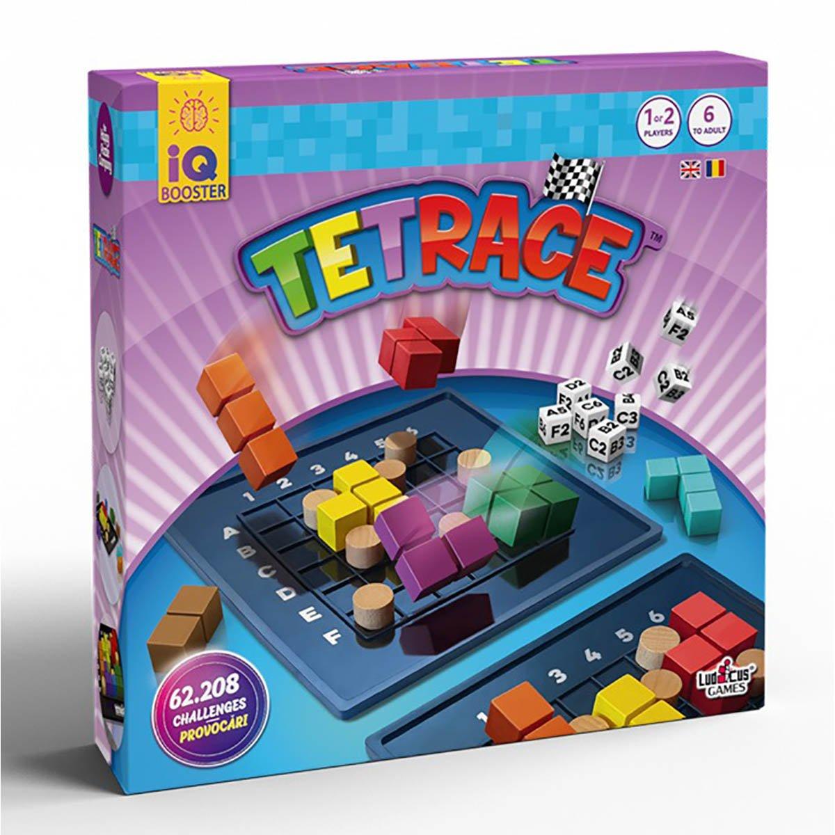 Joc educativ IQ Booster - Tetrace
