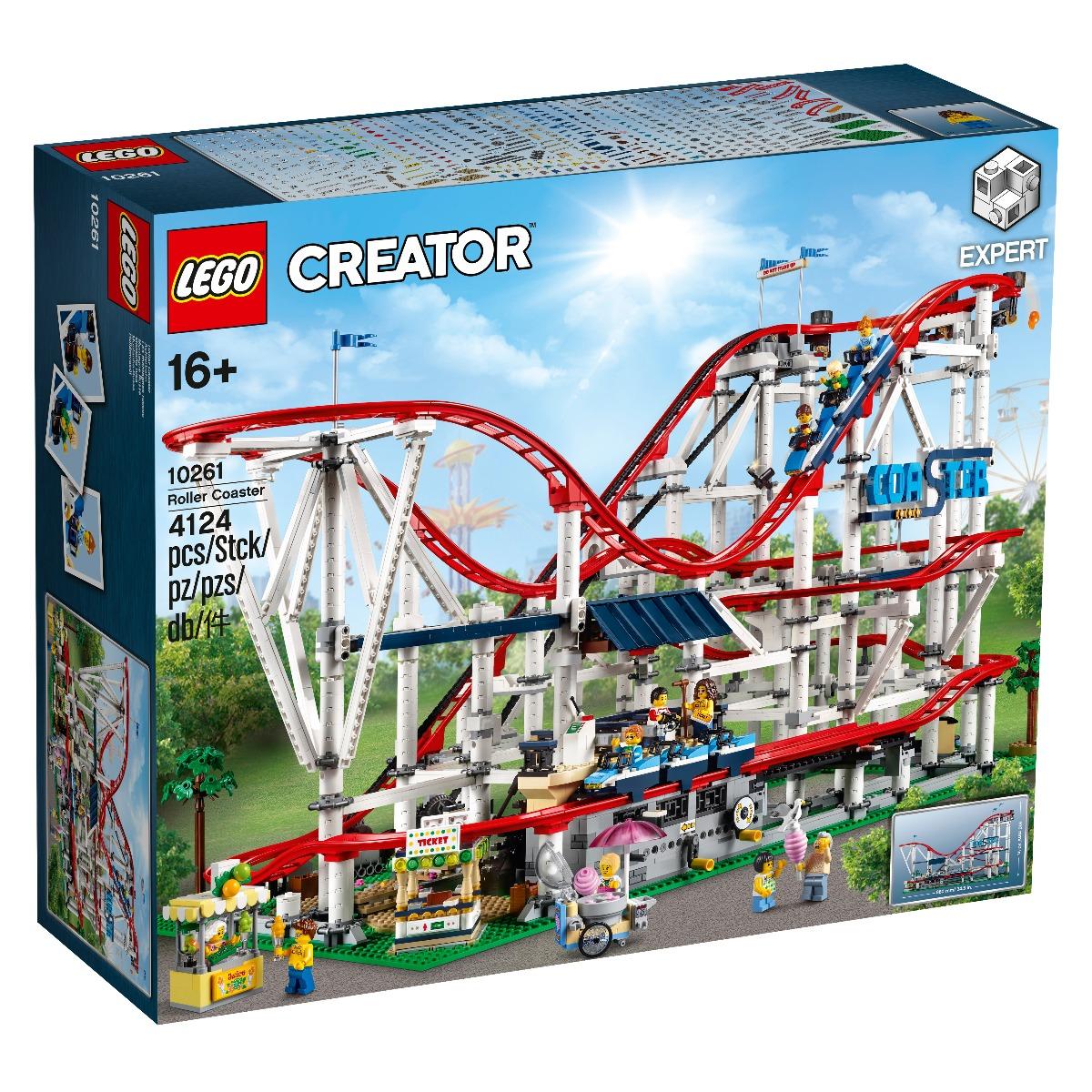 LEGO® Creator Expert – Montagne russe (10261)